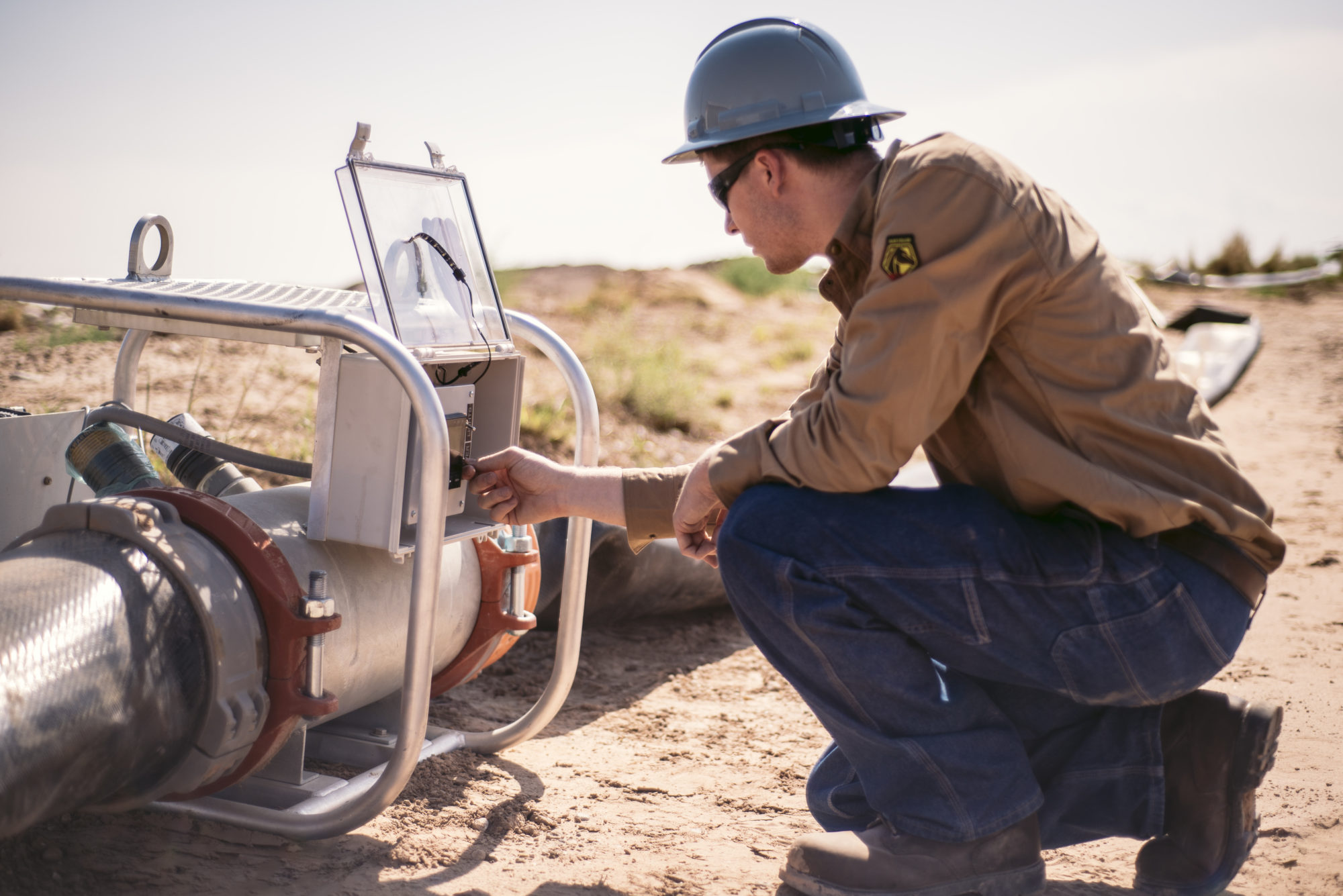 Water Treatment Inspection | Terra Oilfield Services
