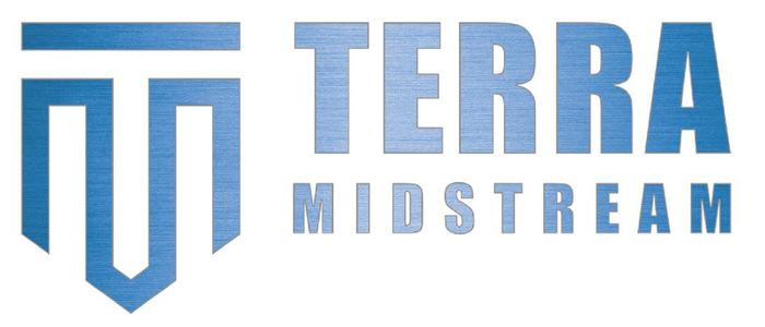 Terra Midstream Logo | Terra Oilfield Services